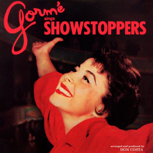 Sings Showstoppers album