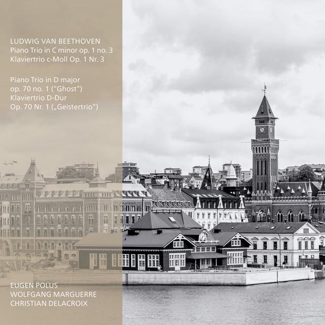 Album cover for Octapharma Classics - Ludwig Van Beethoven Klaviertrio, C-Moll, Op. 1,3, Klaviertrio Nr5 ''Geistertrio'' in D-Dur, Op. 70,1 by Ludwig van Beethoven, Octapharma Classics