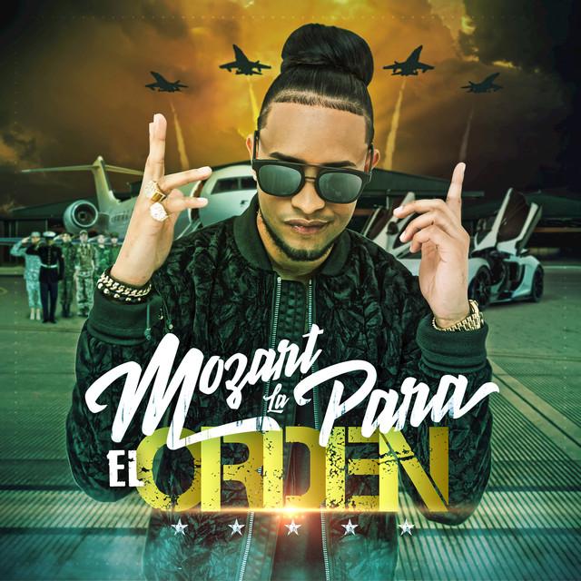 Mozart La Para album cover