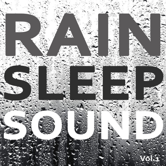 Rain Sleep Sound Albumcover