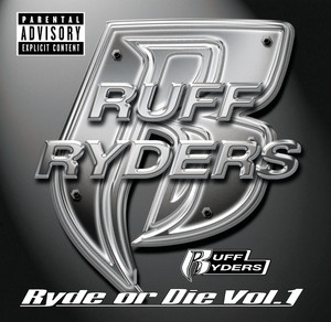 Ruff Ryders, Jadakiss Kiss Of Death cover