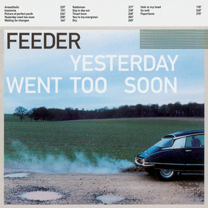 Yesterday Went Too Soon album