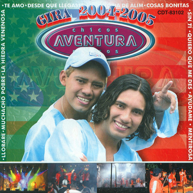 Gira 2004 2005 mex usa by chicos aventura on spotify for Jardin prohibido salsa