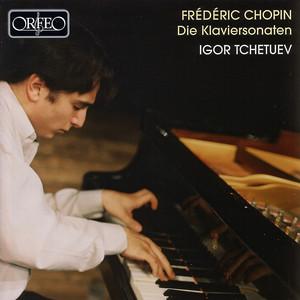 Chopin: Piano Sonatas Nos. 1-3 Albümü