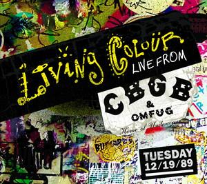 Live From CBGB's album