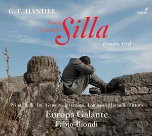 Handel: Silla album