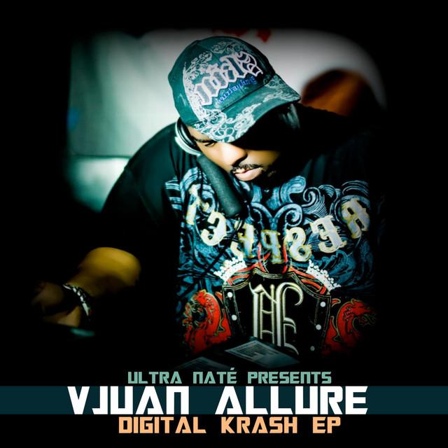 Ultra Nate' Presents Vjuan Allure Digital Krash EP