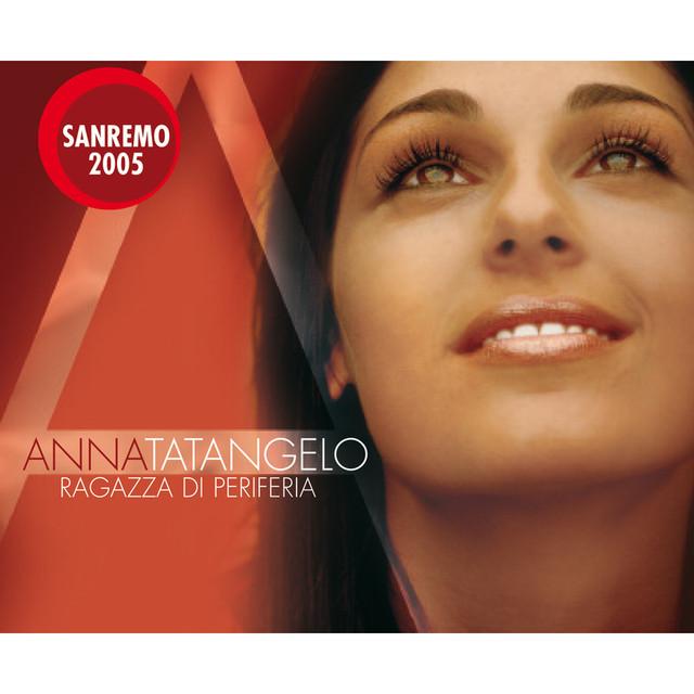 Anna Tatangelo Ragazza di periferia album cover