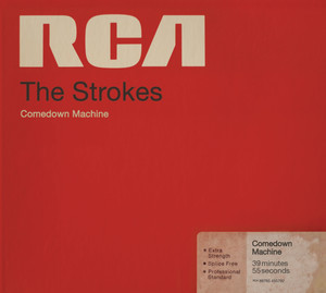 Comedown Machine Albumcover