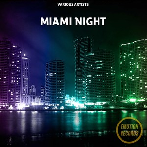 Miami Night Albumcover