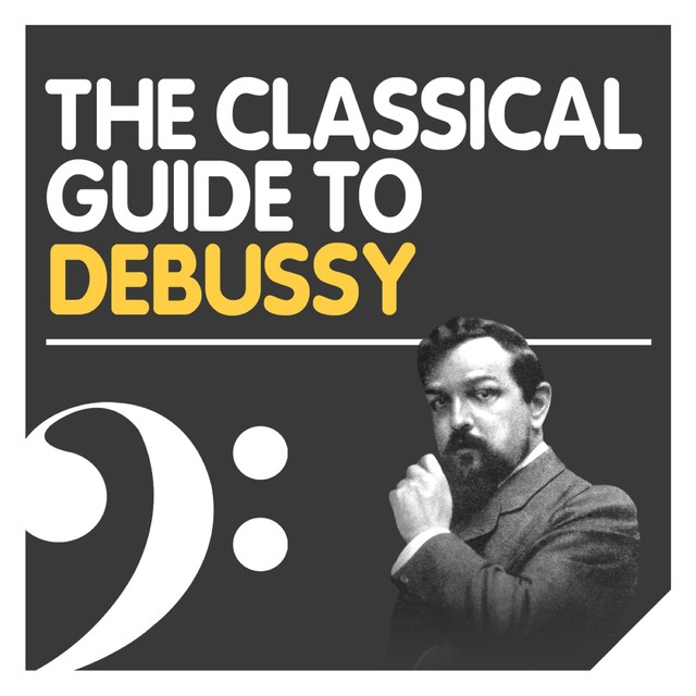 The Classical Guide to Debussy Albumcover