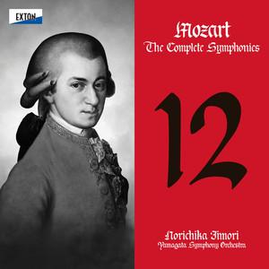 Mozart: The Complete Symphonies No. 12 Albümü