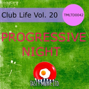 Club Life Vol. 20 Albumcover