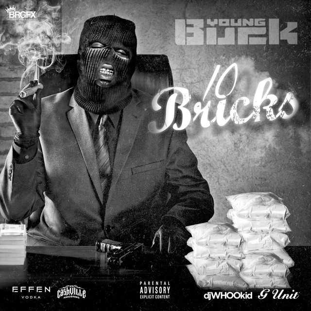 10 Bricks Albumcover