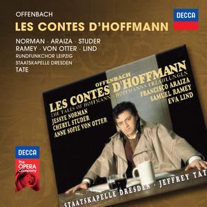 Offenbach: Les Contes d'Hoffmann album