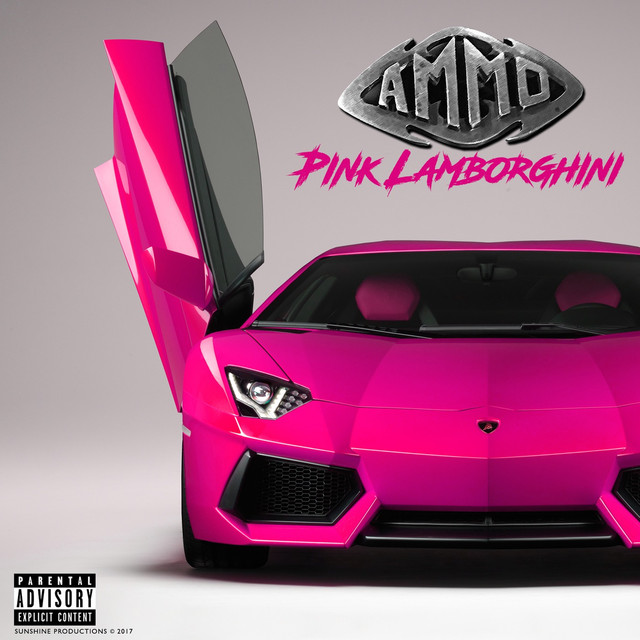 Pink Lamborghini A Song By Ammo On Spotify