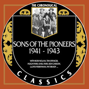 Sons Of The Pioneers 1941-1943 album