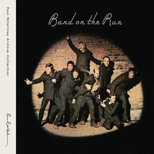 Band On The Run Albumcover