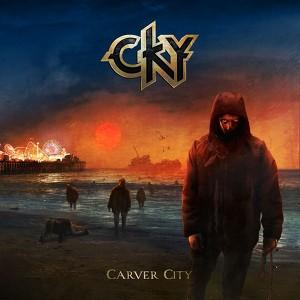 Carver City Albumcover