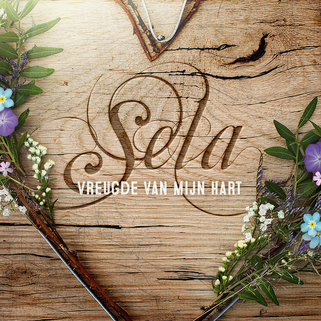Album cover for Vreugde Van Mijn Hart by Sela