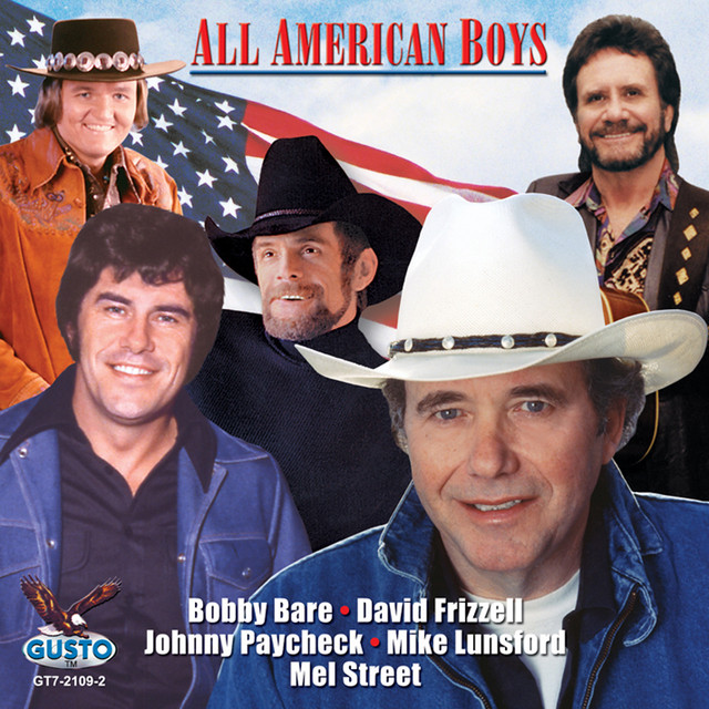 Various Artists All American Boys album cover
