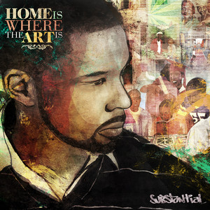 Home Is Where the Art Is album
