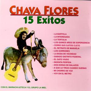 Chava Flores Con Mariachi Azteca Y Grupo La Miel El gato Viudo cover