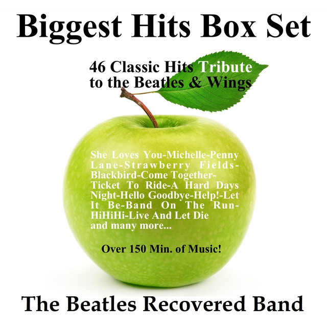 Biggest Hits Box Set (46 Classic Hits Tribute to The Beatles and Wings)