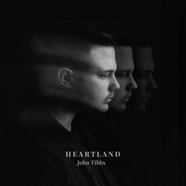Album cover for Heartland by John Tibbs