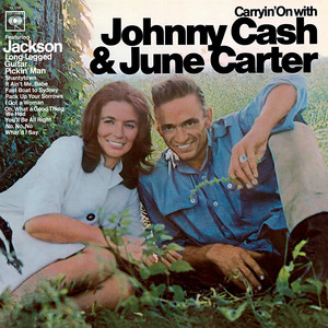 Carryin' On With Johnny Cash And June Carter album