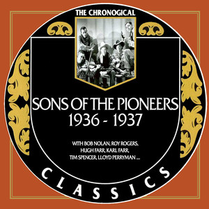 Sons Of The Pioneers 1936-1937 album