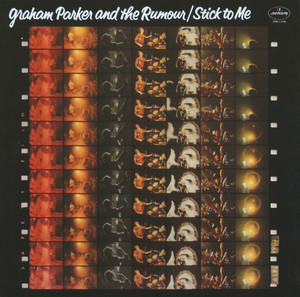 Graham Parker & The Rumour The Heat in Harlem cover
