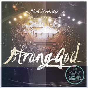 Strong God (Live) Albumcover