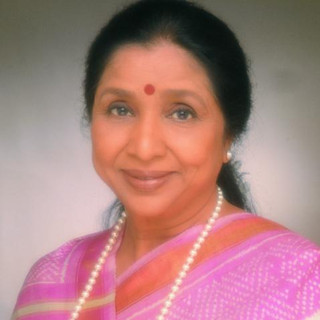 Picture of Asha Bhosle