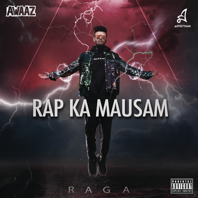Album cover for Rap Ka Mausam by Raga