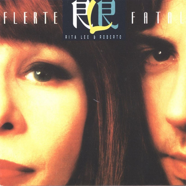 Rita Lee, Roberto de Carvalho Flerte fatal album cover