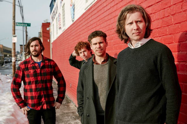Parquet Courts Tears O'Plenty cover