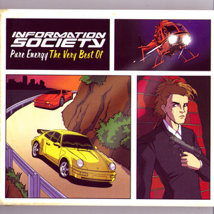 Pure Energy: The Very Best of Information Society album