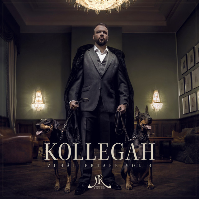 Album cover for Zuhältertape (Vol. 4) by Kollegah