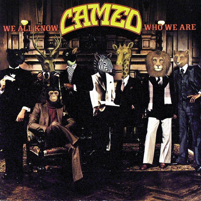 Cameo We All Know Who We Are album cover