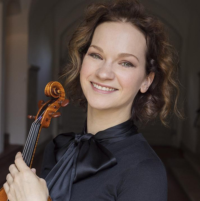 Hilary Hahn on Spotify