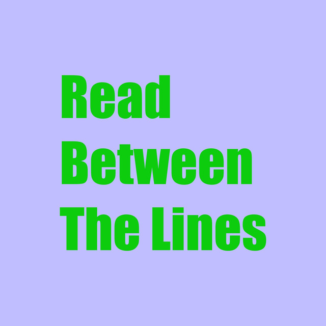 Read Between the Lines