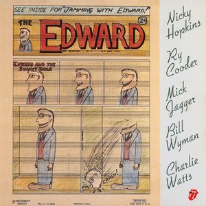 Jamming With Edward album