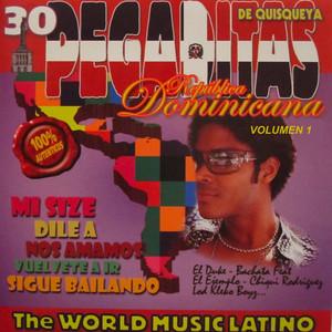 30 Pegaditas República Dominicana Volumen 1 Albumcover