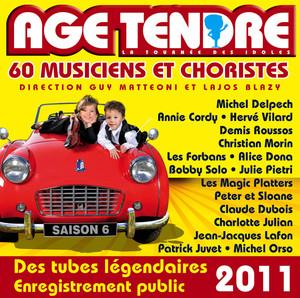 Age tendre… La tournée des idoles, Vol. 6 - Claude Dubois
