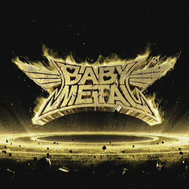 Album cover for METAL RESISTANCE by BABYMETAL