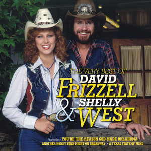Shelly West, David Frizzell You're the Reason God Made Oklahoma cover
