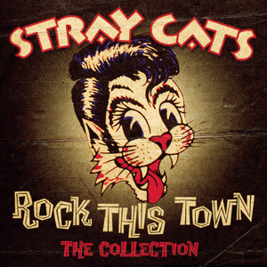 Stray Cats Built for Speed cover