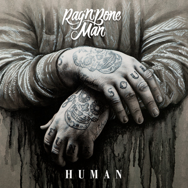 Image result for Rag 'n' Bone Man – Human