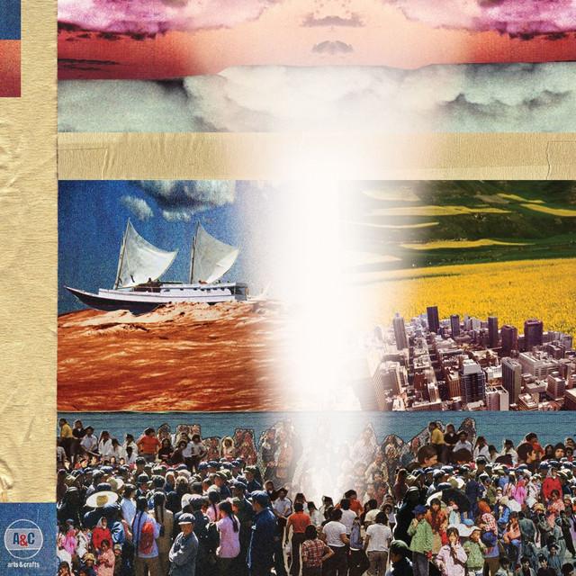 Album cover for Forgiveness Rock Record by Broken Social Scene